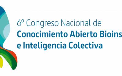 6ª Congreso Nacional de Conocimiento Abierto Bioinspirado e Inteligencia Colectiva