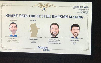 Mesa redonda Wake up with CEOs Money 2020